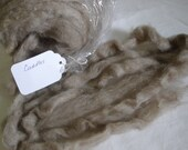 Roving Colored Kid Mohair-Med Brown