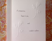 Pregnancy Loss Sympathy Card E