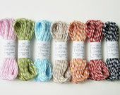 Timeless Twine Bakers Twine Party Pack - 70 yds