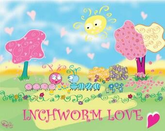 INCHWORM LOVE