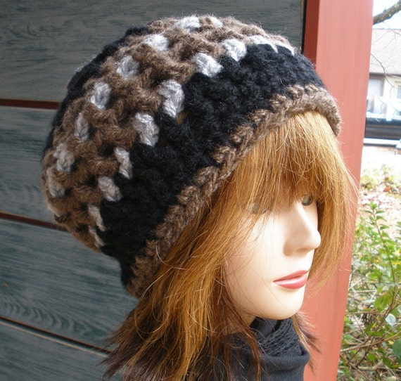 The Boyfriend Slouchy Hat - wear and share - READY to SHIP
