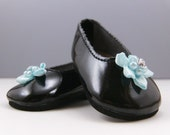 Embellished Shoes Fit  American Girl Doll