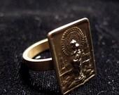 St. Gerard Medal Ring