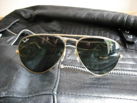 0810c426f1 Vintage Ray Ban Aviator Markings « Heritage Malta