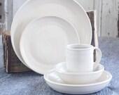 Oyster 5-piece Dinnerware Set