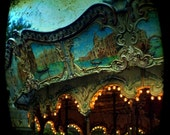 Carousel, Fine art photograph