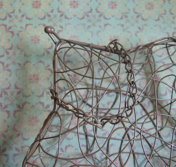 Dreamy Metal Wire Star Shaped Purse with Kiss Clasp to Alter