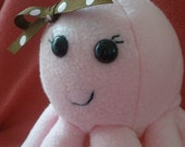 Ophelia the Octopus - FREE SHIPPING