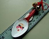 Ho Ho Ho Santa spoon ornament FREE SHIPPING & PERSONALIZING