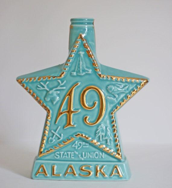 Alaska 49th - Aqua