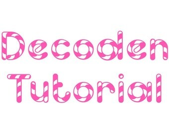 Decoden Tutorial PDF