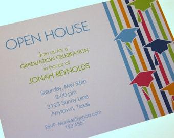 Graduation Party, Announcement Invitation