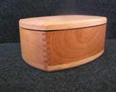 Handcrafted, Fingerjointed Wooden Box