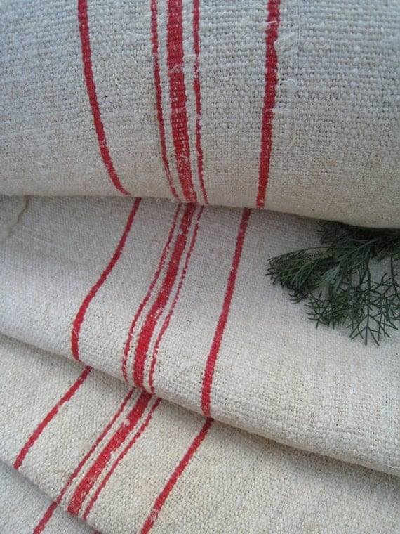 antique hemp linen roll FRESH RED wedding decor 8.2y handloomed upholstery curtain roman blind