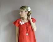 COQUELICOT   blouse size  L or XL