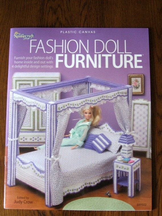 Plastic Canvas Pattern Fashion Doll By Grandmalindashouse On Etsy