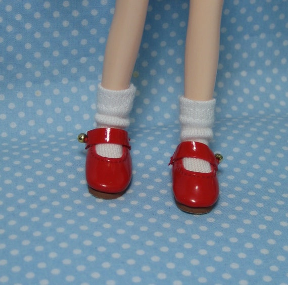 Red Middie Blythe Shoes
