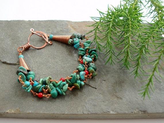 Nebula - Multi strand bracelet
