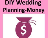 DIY (Do-It-Yourself) Wedding Planning--Money--Create a budget, Manage expenses, View reports