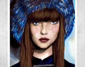 Polina Kouklina 13 X 19 Print