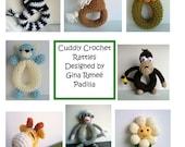 8 Cuddly Crochet Rattle Patterns