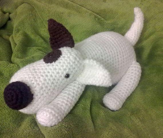 Jack Russell Terrier Crochet Pattern