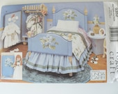 Vogue Craft pattern 9352 -  doll collection furniture