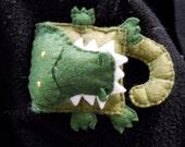 Alligator ipod (6th generation) nano case- Custom for Sharon Leigh