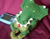 Draco Green Epic Cell Phone Case