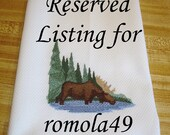 Reserved Listing for romola49