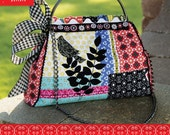 Interchangeable 2 Bag Sewing Pattern Only - Purse Sewing Pattern (#110)