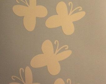 Fluttershy Pony Cutie Mark 2x vinyl decal sticker Brony