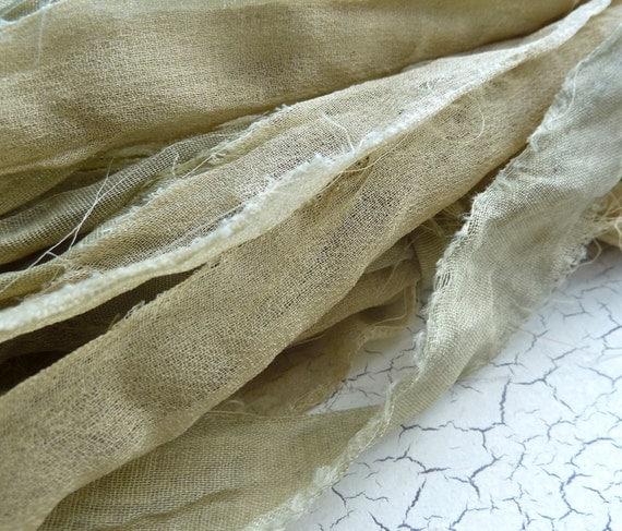 arctic willow chiffon gossamer ribbon