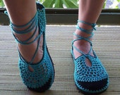 Turquoise laced Guillerminas
