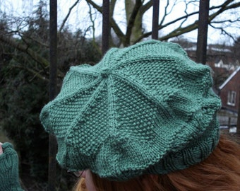 Russell Square Tam - PDF Digital Knitting Pattern