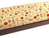 SALE - Farm Fresh Root Cellar in Cream and Dots in Brown from Riley Blake - Yard Bundle