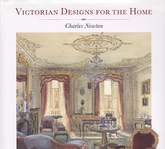 Victorian interior design book with art nouveau by pinkpainter for History of interior design book