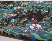Kayo Horaguchi-cotton,linen-Saling Flower