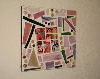 SALE - Tokyo Mosaic Plaque
