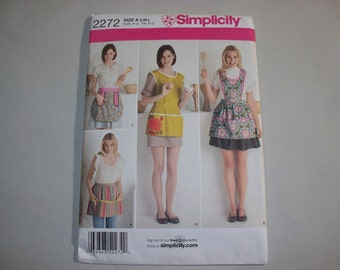 New Simplicity Apron Pattern 2272 (Free US Shipping)