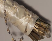 Custom Bridal Jewelry - Necklace and Earrings Set
