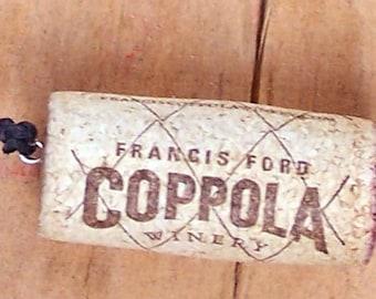 Upcycled Coppola Cork Necklace