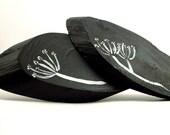 Black wood Coasters