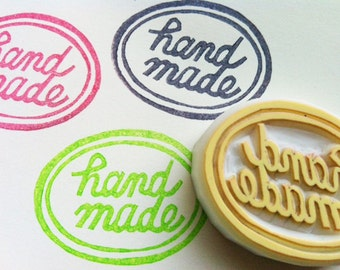 handmade stamp. hand carved rubber stamp. hand lettered stamp. packaging for maker artist. scrapbooking. gift wrapping. holiday crafts. no1