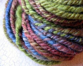 SALE Rustic - Bulky Handspun Yarn