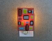 Retro Abstract Nightlight - GREAT EASTER GIFT