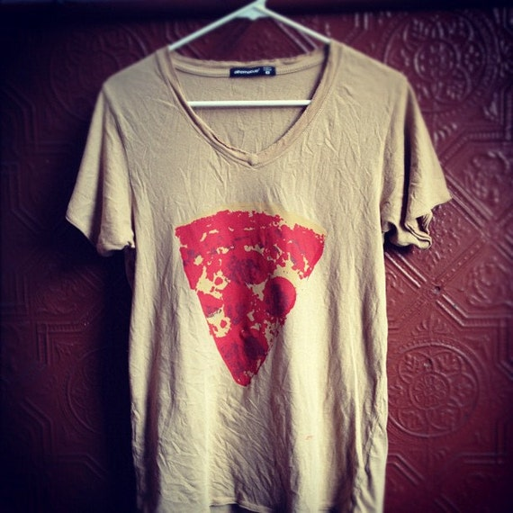Pizza Slice Tee Shirt