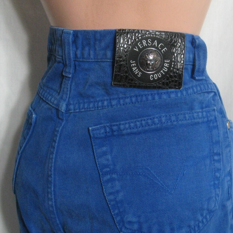 Royal Blue Jeans For Women