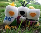Tinny chicks
