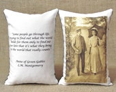 Anne Of Green Gables Bookends - Shelf Pillows